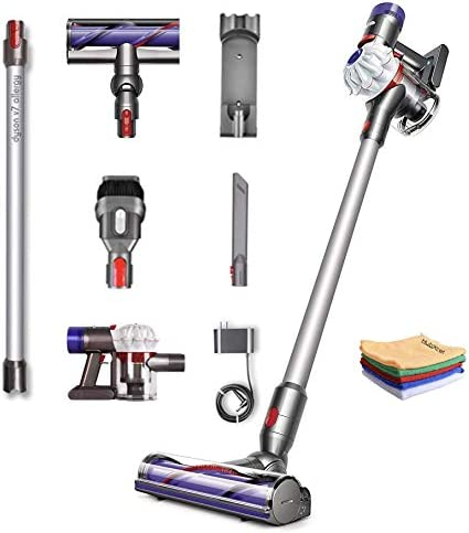 Flagship Dysonn V7 Allergy HEPA Cordless Stick Vacuum Cleaner Lightweight Powerful Suction Handheld product image