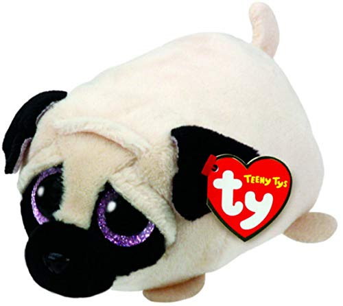 New Teeny Ty's Candy The Pug, Complete Your Set!