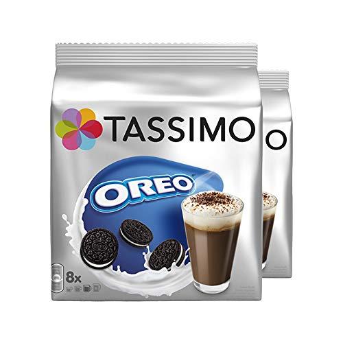 Tassimo Oreo 8 X 1 Pro Packung - Packung mit 2