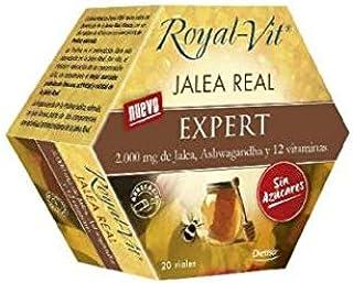 Dietisa Jalea Real Royal Vit Expert Sin Azucar 20Viales 100 ml