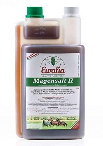 Ewalia Magensaft Ii 1 Liter Flasche 100{5b274922fe869b527c4b0b1f5e9be8e25d2533ccf7cf9c76c053e186547500a8} Reine Kräuterbasis