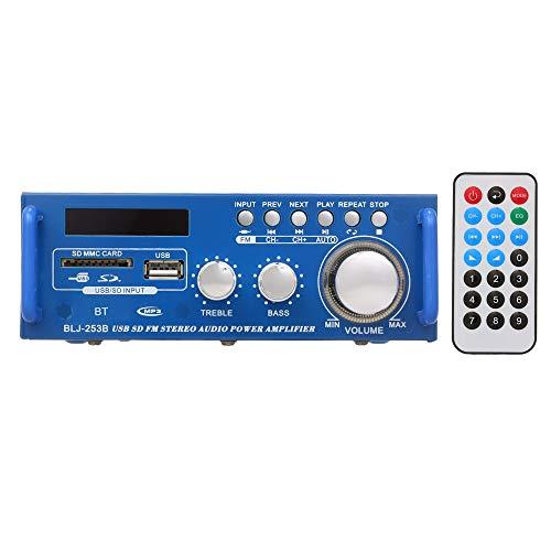 Gamogo 12V / 220V Mini Audio Amplificador Potencia