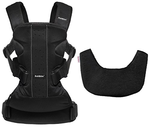 Product Image of the BABYBJÖRN Baby Carrier One Air, Mesh, Black