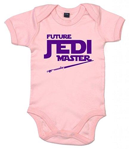 Image Vêtements bébé, Future Jedi Master, Body Bébé garçon, 12-18m, Rose