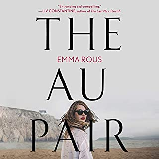 The Au Pair audiobook cover art