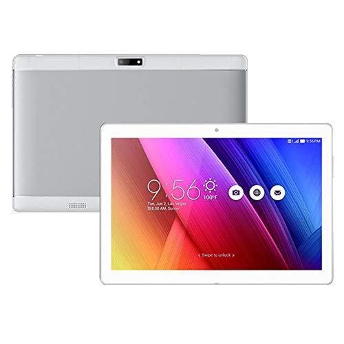 tablet PC 10.1 Pulgadas 1280 * 800 Pantalla IPS HD Android 9.0 PC 2G con Almacenamiento de 32G Bluetooth 4.0 WiFi de Alta Velocidad Navegación GPS 5000 mAh