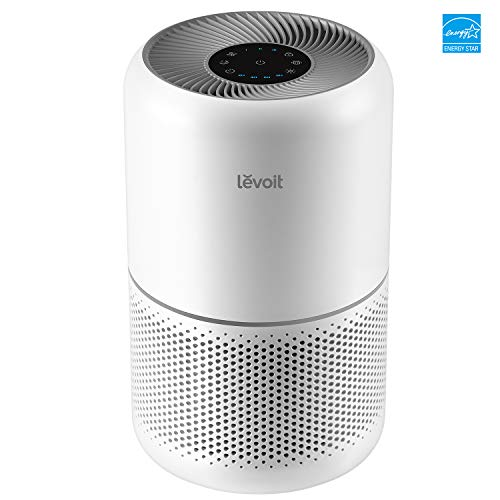 LEVOIT Air Purifier H13 True HEPA Air Purifiers for Home Allergies and Pets Hair 24db Quiet Air Cleaner, Remove 99.97% Dust Smoke Odor Dander Pollen for Bedroom Large Room, Customized Filter, Core 300