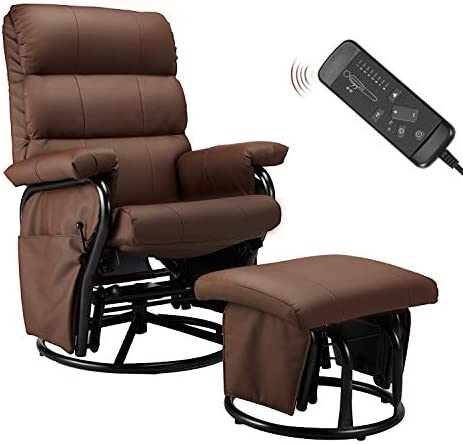 Top 10 Best esright 360 degree massage recliner chair Reviews