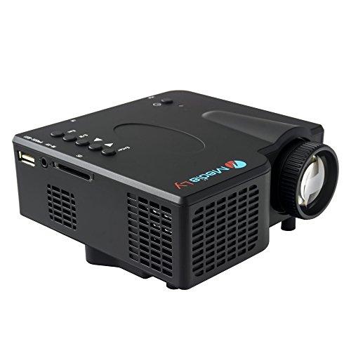 MediaLy Mini LED Beamer XS20 - HDMI Heimkino Projektor Video Heimkino Projektor Videoprojektor Projektoren Videoprojektoren