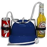 HSK 251600 - Casco da bere divertente, per feste, colore: Blu