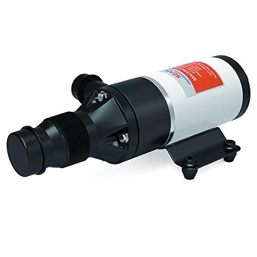 Seaflo 12V Zerkleinerer Wasser Abfall Pumpe 45LPM 12GPM WC-RV Trailer Camper marine Boot