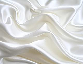 Best white satin sheets king Reviews