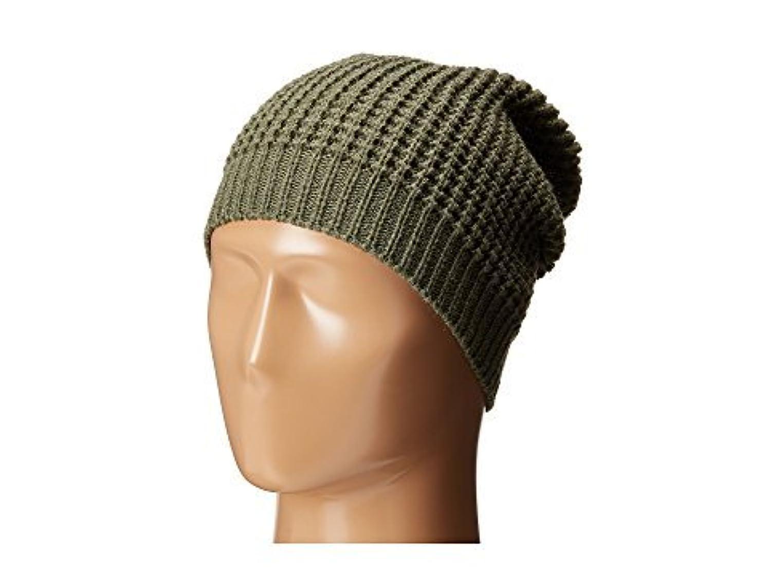 ハードリング送る解釈的ハットアタック Hat Attack Hat Sage Waffle Stitch Slouchy [並行輸入品]