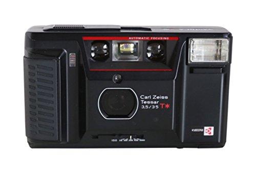 Yashica T* Kleinbildkamera - 35mm F1:3,5 von Carl Zeiss