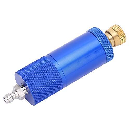 banapoy Separador de Agua y Aceite de Aluminio, Filtro Separador de Agua y Aceite de Aluminio, Herramientas neumáticas de compresor de Aire 30MPA 40MPA 4500psi