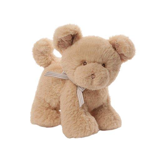 Gund - 4053988 - Peluche Hochet - le Chat Puppy - Tan
