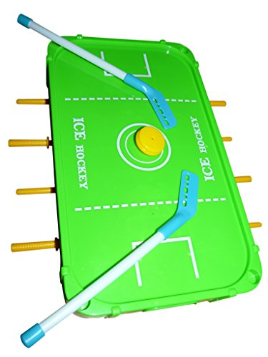 A140E Hockey Table de Jeu Set 5en1 avec d'autres jeux de sport comme le basket Football Golf Billard