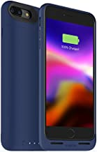 mophie juice pack wireless - Charge Force Wireless Power - Wireless Charging Protective Battery Pack Case for iPhone 8 Plus – Blue