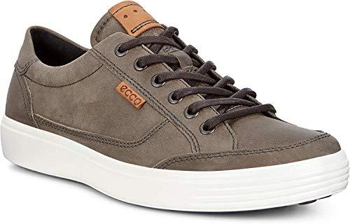 ECCO Men's Soft 7 Fashion Sneaker,Wild Dove grey,46 EU / 12-12.5 US