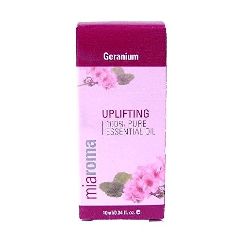 くしゃみ寝てるオーロックMiaroma Geranium Pure Essential Oil (Pack of 2) - Miaromaのゼラニウム純粋なエッセンシャルオイル (x2) [並行輸入品]