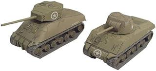 集文社 シャーマン戦車 2両セット ペーパークラフト