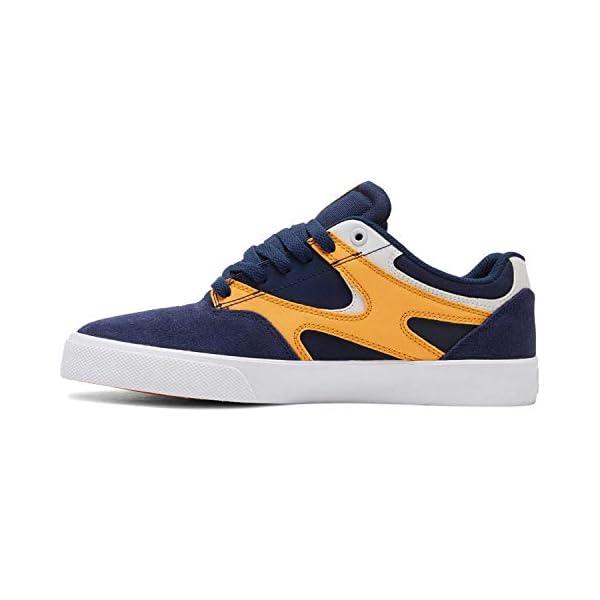 DC Men's Kalis Vulc Skate Shoe