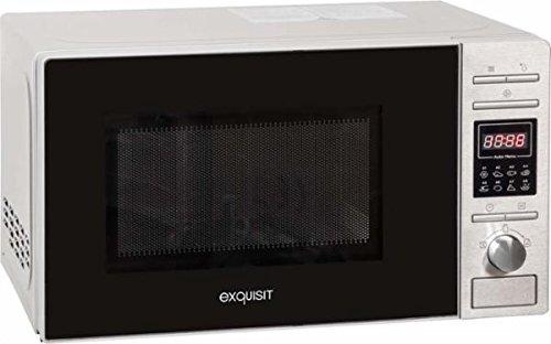 Exquisit Mikrowelle Digital, Inoxlook