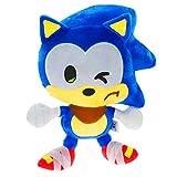 Sonic The Hedgehog Figuras de Peluche Sonic Boom Juguetes Suaves Peluche para Niños 3 Estilos Muñeco...