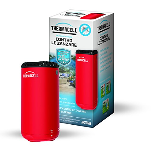 ThermaCELL Mini Halo - Dispensadores automáticos de insecticida (107,9 mm, 107,9 mm, 231,1 mm, 340 g)