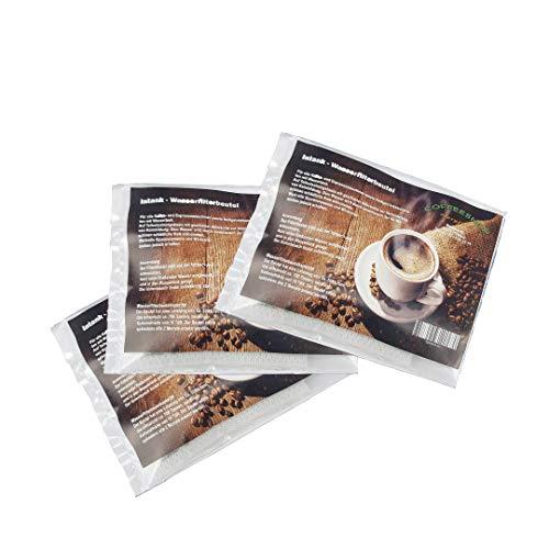coffeeshop-oberpfalz 3 Intank Wasserfilterbeutel Granulat kompatibel zu Kehl