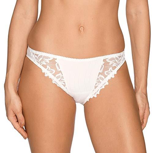 Prima Donna Damen Deauville Taillenslip, Weiß (Blanco Wit), 36 (Herstellergröße: 38)