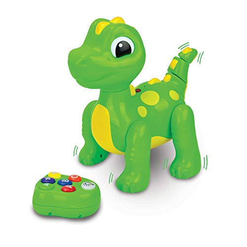 The Learning Journey Early Learning - Remote Control ABC Dancing Dino - Toddler...