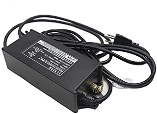 elxjar 10KV 30mA 10000V Power Supply for Glass Neon Sign Electronic Neon Light Transformer with UL Approval