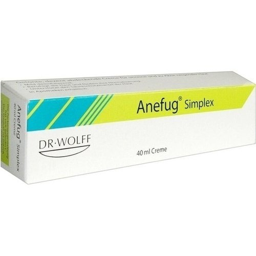 ANEFUG simplex Creme, 40 ml
