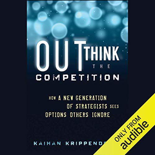 Outthink the Competition copertina