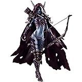 BBSpielzeug Anime Personnage Modèle Figurine Statue World of Warcraft Sylvanas 7 Pouces Jeu Fait Main Modèle Ornement Hauteur 14,5cm
