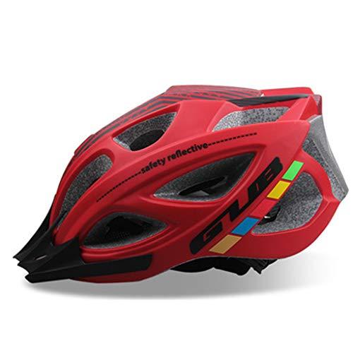 JM- Fahrradhelm integrierter Formhelm auf Mountainbike-Rennradhelm