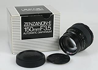 ZENZA BRONICA ETRS 150MM F 3.5 Lens with Original Box