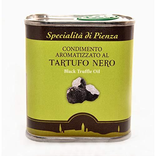 Trüffelöl 150 ml aus der Toskana mit schwarzem Trüffel, im aromaschonenden Kanister