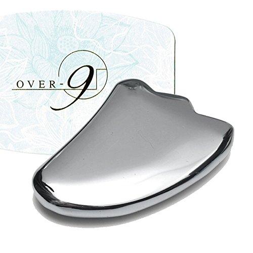 OVER-9 テラヘルツ鉱石 かっさ 羽根型