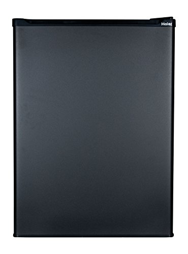 Haier HC27SF22RB 2.7 Cubic Feet Refrigerator/Freezer, Black