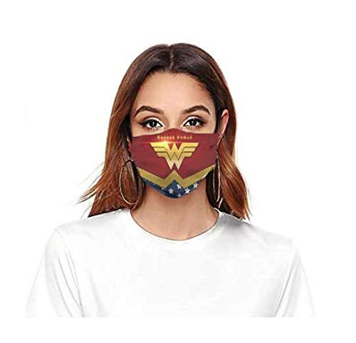 ROXX (Adult Wonder Mask with Changeable Filter, Unisex Anti Pollen Allergens Filters Dust Includes 1 Filter for Adult