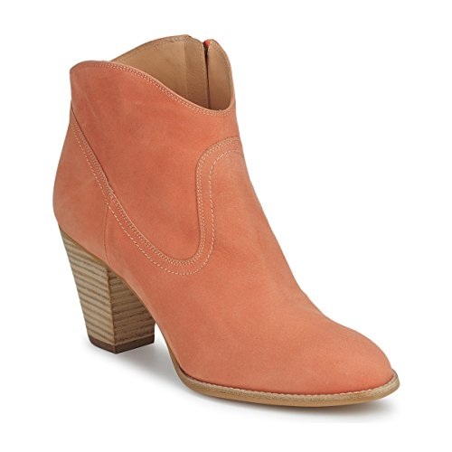 PAUL & JOE Leona Botines/Low Boots Mujeres Naranja Low Boots