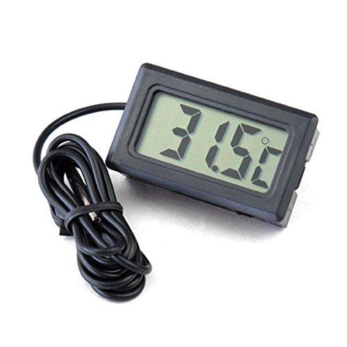 LCD Digital Kühlschrank Aquarium Küche Temperaturanzeige Tester Thermometer