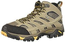Merrell Men's Moab 2 Mid Gtx Hiking Boot