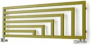 Baño Radiador Horizontal Angus, de gran calidad, diseño Radiador, disponible en varios tamaños y colores, 520h x 1460b