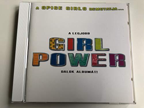 A Spice Girls Bemutatja... - A Legjobb Girl Power Dalok Albumat! - The Best Spice Girls Girl Power Hits