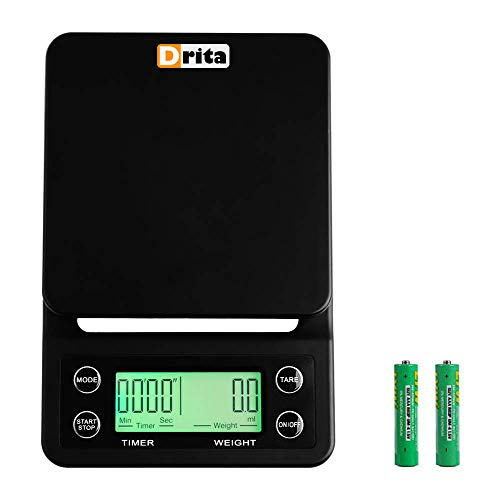 Nourish Digital Coffee Scale