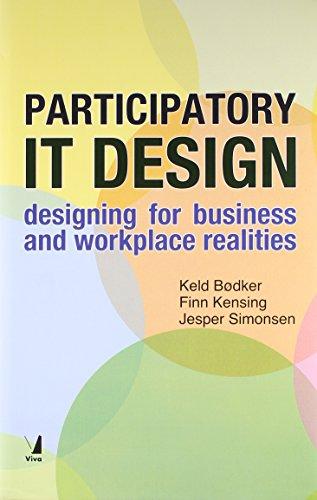 Participatory IT Design [Hardcover] [Jan 01, 2006] Keld Bodker Finn Krnsing Jesper Simonsen