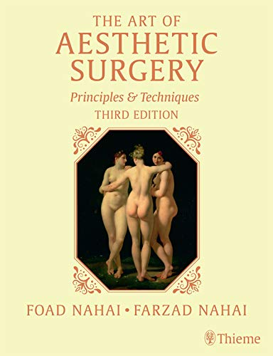 The Art of Aesthetic Surgery, Three Volume Set, Third Edition: Principles and Techniques (English Edition)